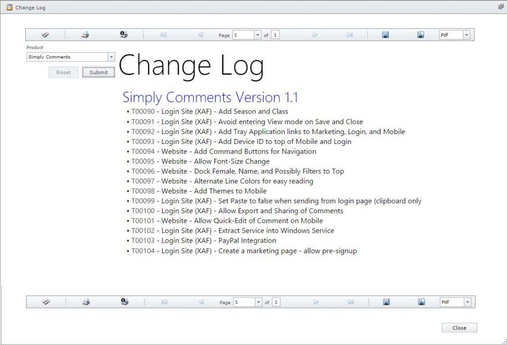 5_IssueTracker_ChangeLog